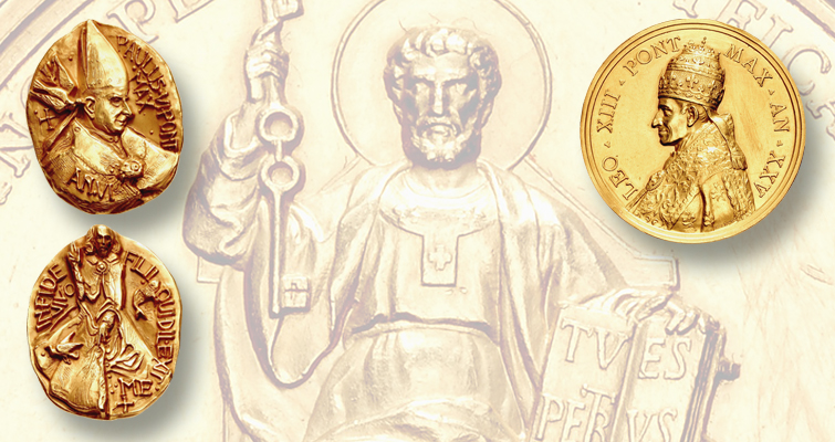 Papal medals