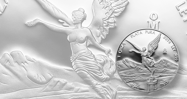 2015 Proof Libertads are hitting the market now. Pictured is a 2014 Proof example. 2015 is likely to be one of the lowest mintage years, and the first-ever Reverse Proof silver Libertads (which PCGS and NGC call