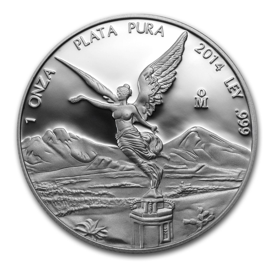 2015 Proof Libertads are hitting the market now.  Coin pictured is a 2014 Proof example. The 2015 issue is  likely to represent one of the lowest mintage years, and the first-ever Reverse Proof silver Libertads have been issued in low mintages as well and are being graded by PCGS and NGC as