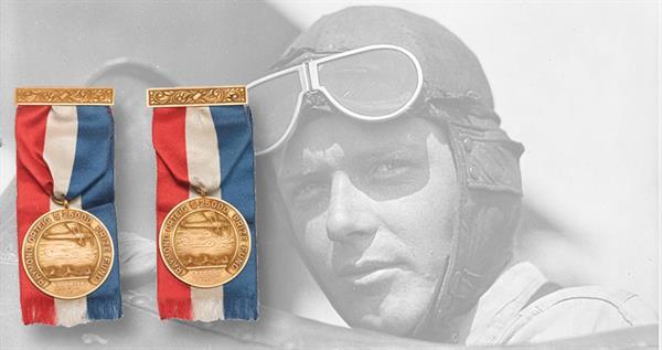 lindbergh-medals-obv-lead