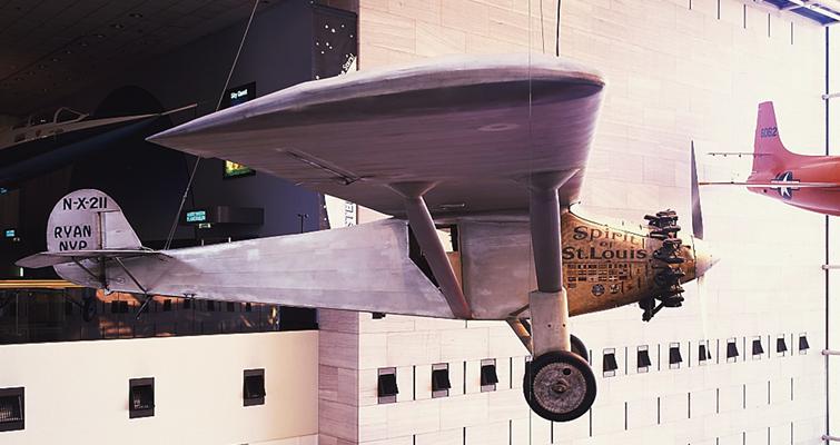 lindbergh-plane