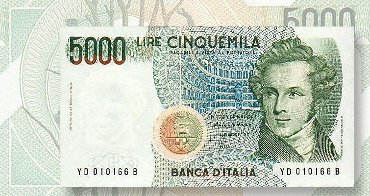 Organized crime resurrects Italian lira for illegal transactions