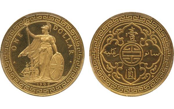 lot-1052-gold-trade-dollar-together