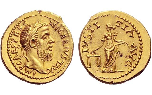 lot-1053-gold-aureus-pescennius-niger