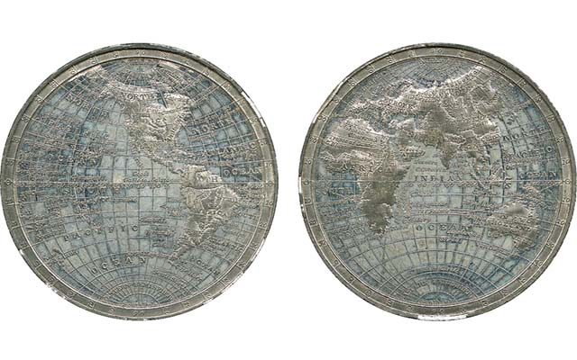 Mapping Australia's history in metal: medal in Baldwin's auction shows 'New Holland'