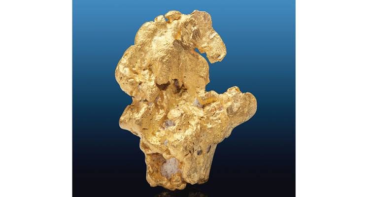 You'll need some cash to buy these gold nuggets at auction