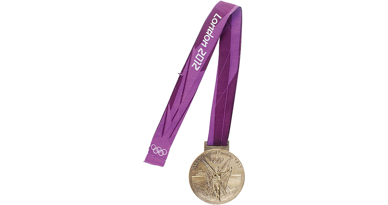 lot-9155-2012-london-gold-winners-ribbon