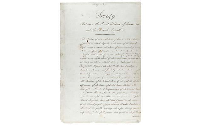 louisiana-purchase-treaty