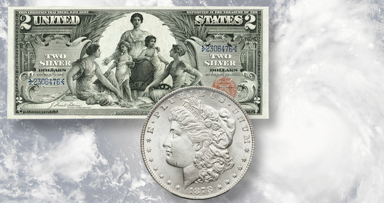 With hurricanes here, and more looming, how should collectors protect their coins?