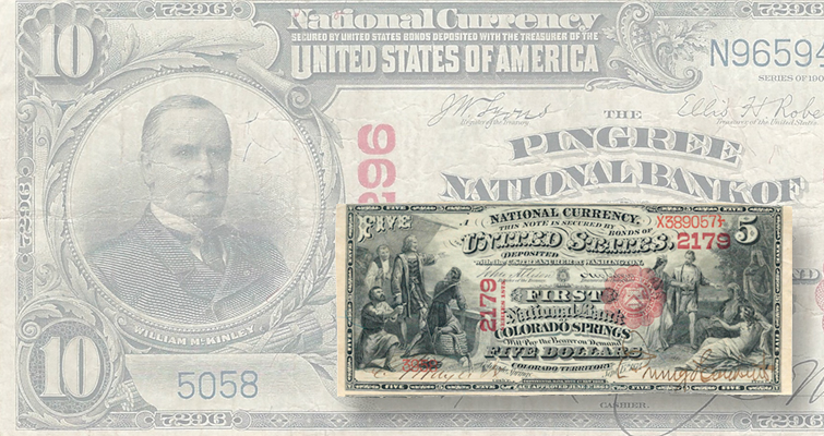 Rare nationals steal the show at Manifest sale: Paper Money News