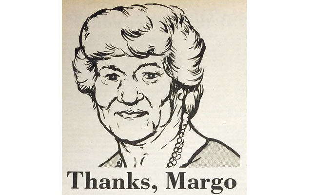 Former Coin World editor Margo Russell, who led the publication for 23 years.