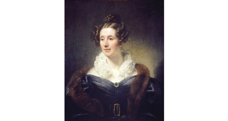 19th century astronomer and mathematician Mary Somerville