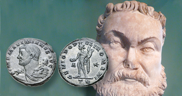 Five numismatic lives of Maximian: Ancients Today