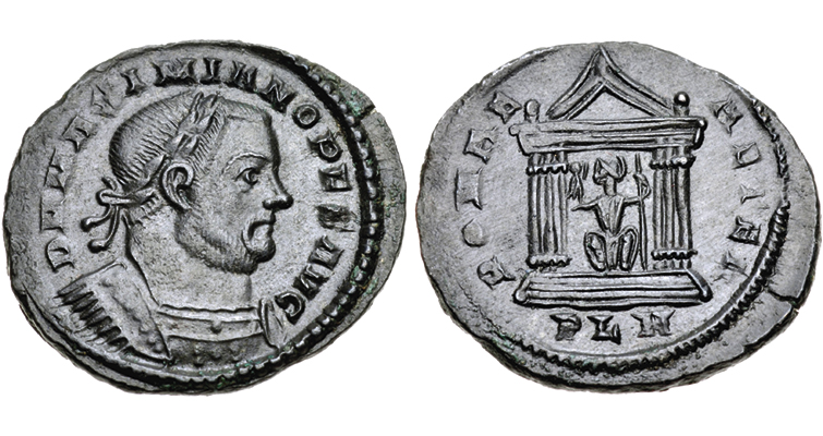maximian-nummus-london-mint-307-ad-constantine-the-great