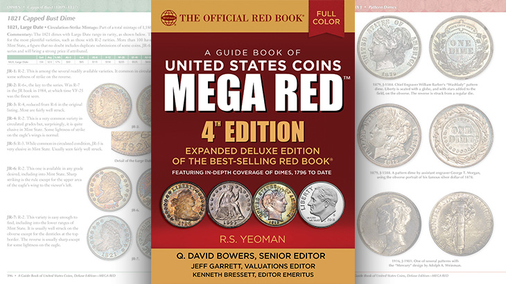Mega Red 4th edition cover, lead
