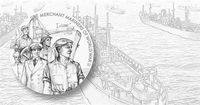 Merchant Mariners medal