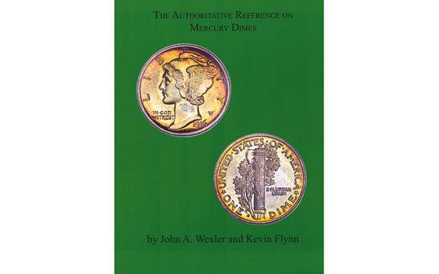 Updated edition of The Authoritative Reference on Mercury Dimes