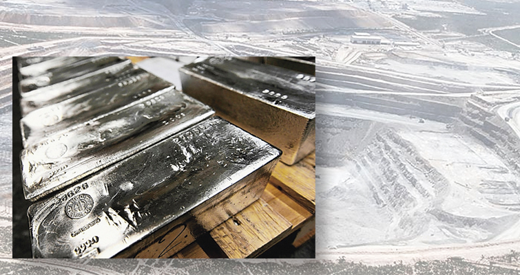 Mexican silver mining leads global production of precious metal