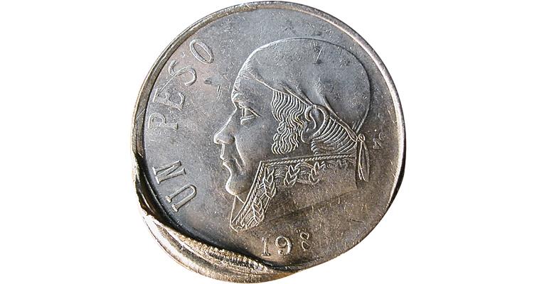 mexico-one-peso-coin-strike-through-error