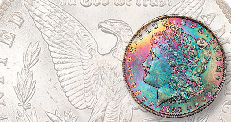 'Wow-worthy Morgan dollar