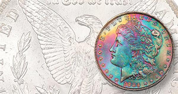monster-toned-1885-o-morgan-dollar