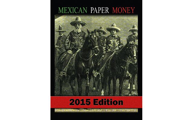 2010 Mexican Paper Money MPM2015Book