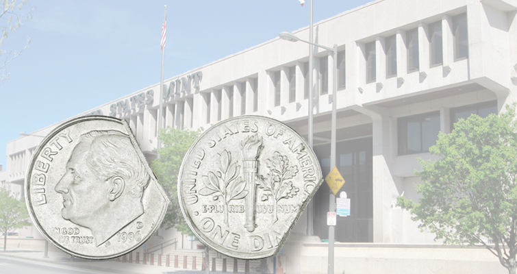 Mutilated coin redemption suspended six more months by U.S. Mint