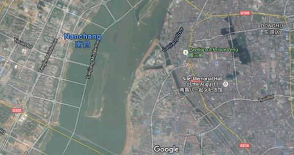 nanchange-china-screenshot-google-maps