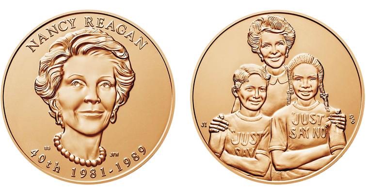 nancy-reagan-first-spouse-bronze-medal-merged