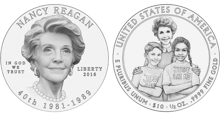 Nancy Reagan recommended merged