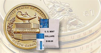 North Carolina American Innovation dollar