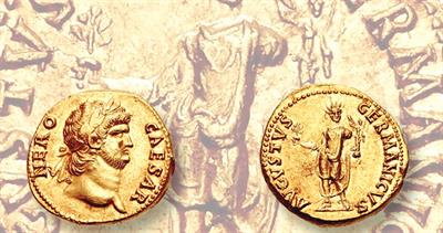 Nero gold aureus