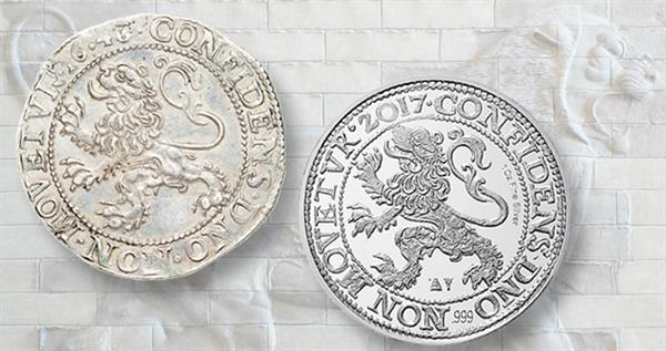 netherlands-classic-modern-silver-lion-dollar-coins