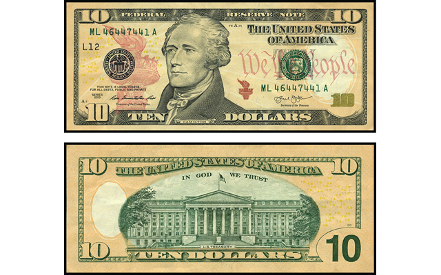 Ben Bernanke doesn't want Alexander Hamilton taken off the $10 bill: Coin World Buzz