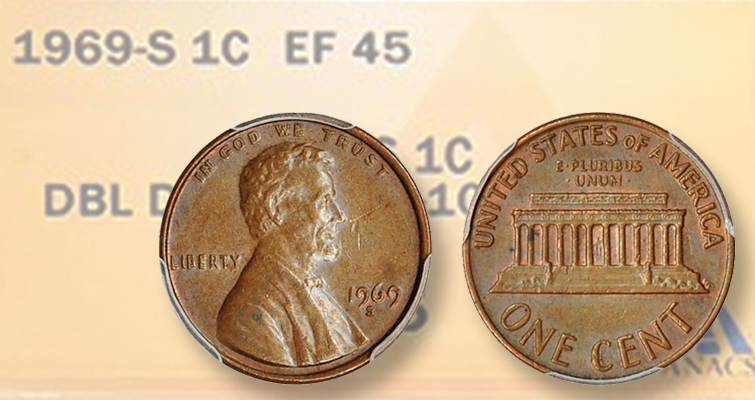 A collector who searched hundreds of rolls found a Lincoln cent that just sold for $19,800