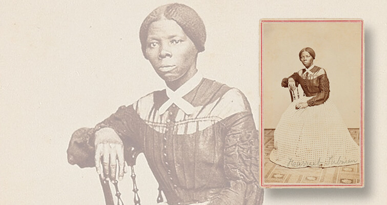 Another potential Harriet Tubman portrait for new $20 note surfaces