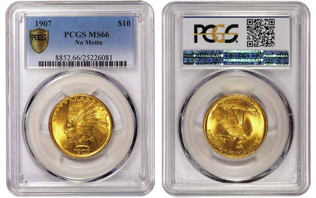 PCGS introduces new holder for protection, helps combat counterfeiting