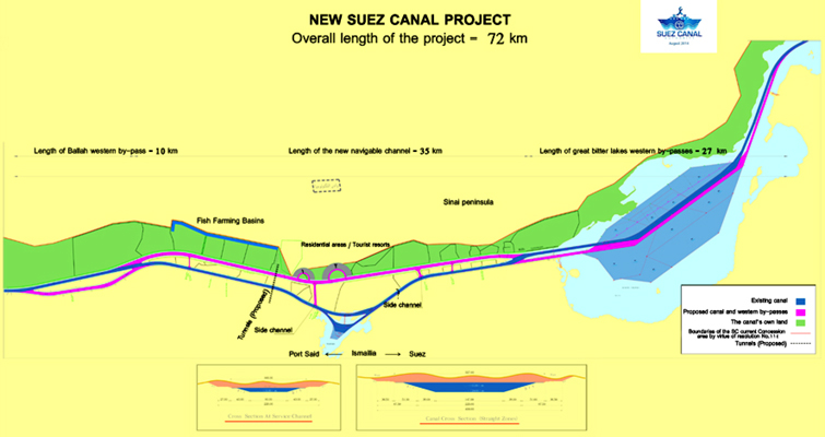 new-suez-canal-map