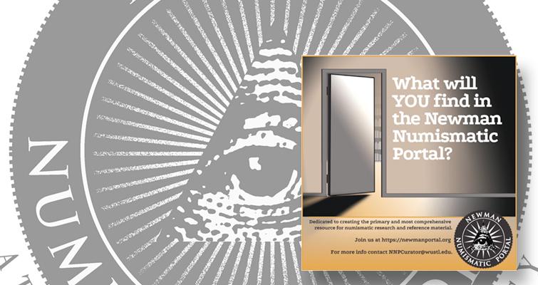 foto de Newman Numismatic Portal for research goes public