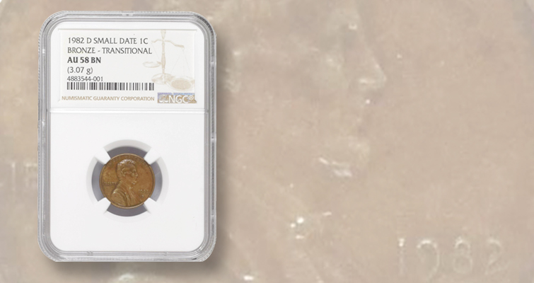 NGC authenticates a second example of rare transitional cent
