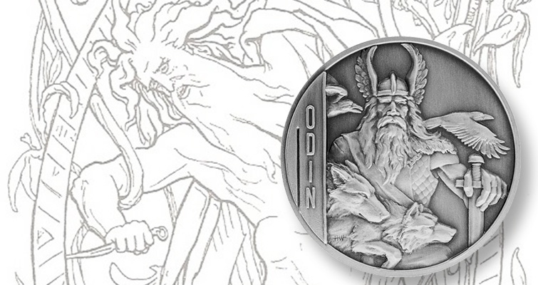 World mints issue coins celebrating Vikings, Nordic deities: Topical Topics