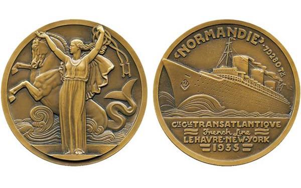 normandie-medal