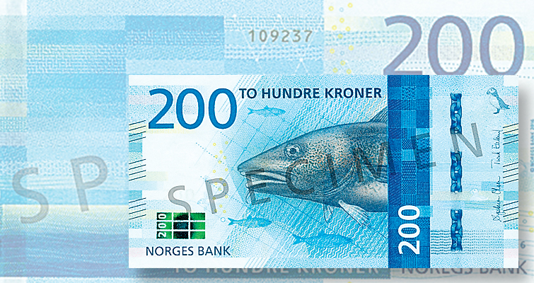 Norway S New Notes All Have A Maritime Theme Coin World