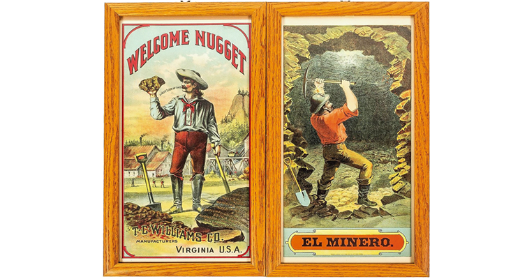 Nugget lithographs