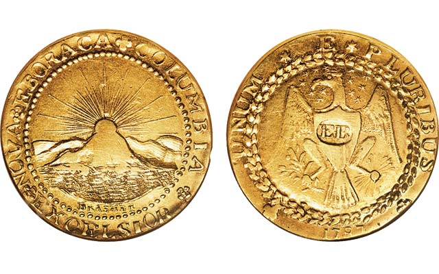 Gold coins varied in early America: Q. David Bowers