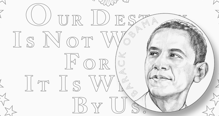 Commission of Fine Arts recommends designs for two Obama Presidential medals