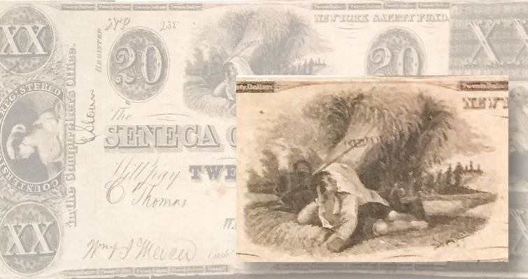 Finding a value for an obsolete note from Waterloo: Readers Ask