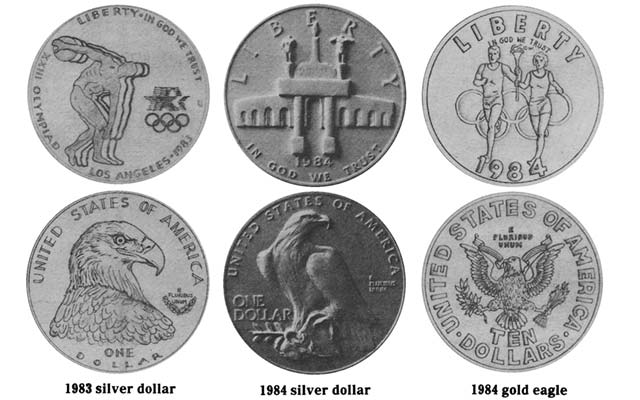 Annunzio critical of Olympic coin designs: From the Memory Bank
