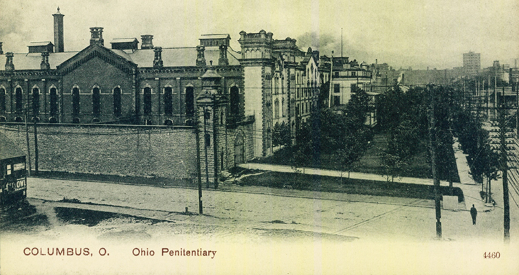 Ohio Penitentiary Lead
