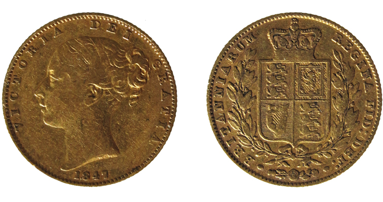 oldest-coin-in-hoard-1847-gold-sovereign